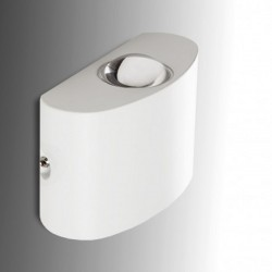 1W+1W LED Outdoor Wall Light