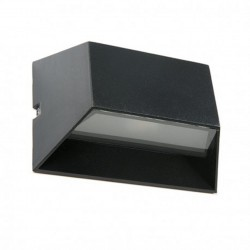 6W LED Outdoor Wall Light